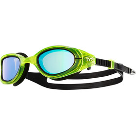 TYR Special OPS 3.0 Polarized Goggles Green/Black